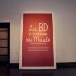<b>La bd s'expose au musée</b>