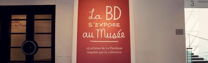 La bd s'expose au musée