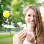 <b>La fête d'une licorne au parc #Ananas</b>