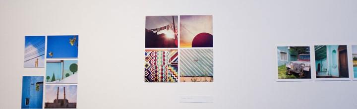 Expo collective: miniatures d'août