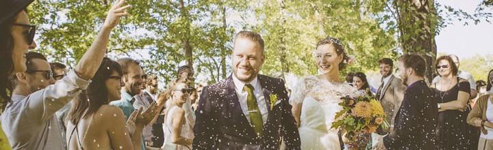 Le mariage parfait de Gab + Fred