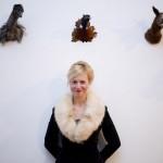 <b>La femme qui a vu l'ours: Joannie Lafrenière expose</b>