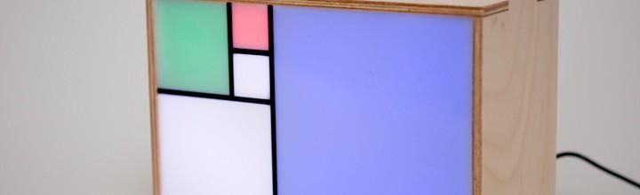 La «Fibonacci Clock» de Philippe Chrétien