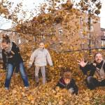 <b>Un après-midi d'automne avec la famille de Laurent et Pascale</b>