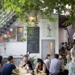<b>La magnifique terrasse du restaurant Agrikol</b>