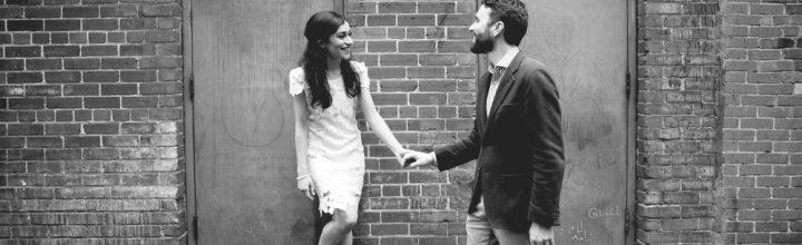 Mina et Daniel se marient cet été!
