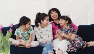 Jee Yung: psy pour la famille