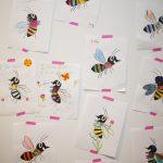 <b>Lancement l'abeille à miel</b>