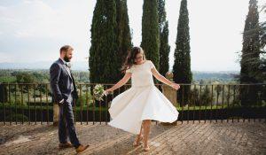 Mariage JS + Isa en Italie